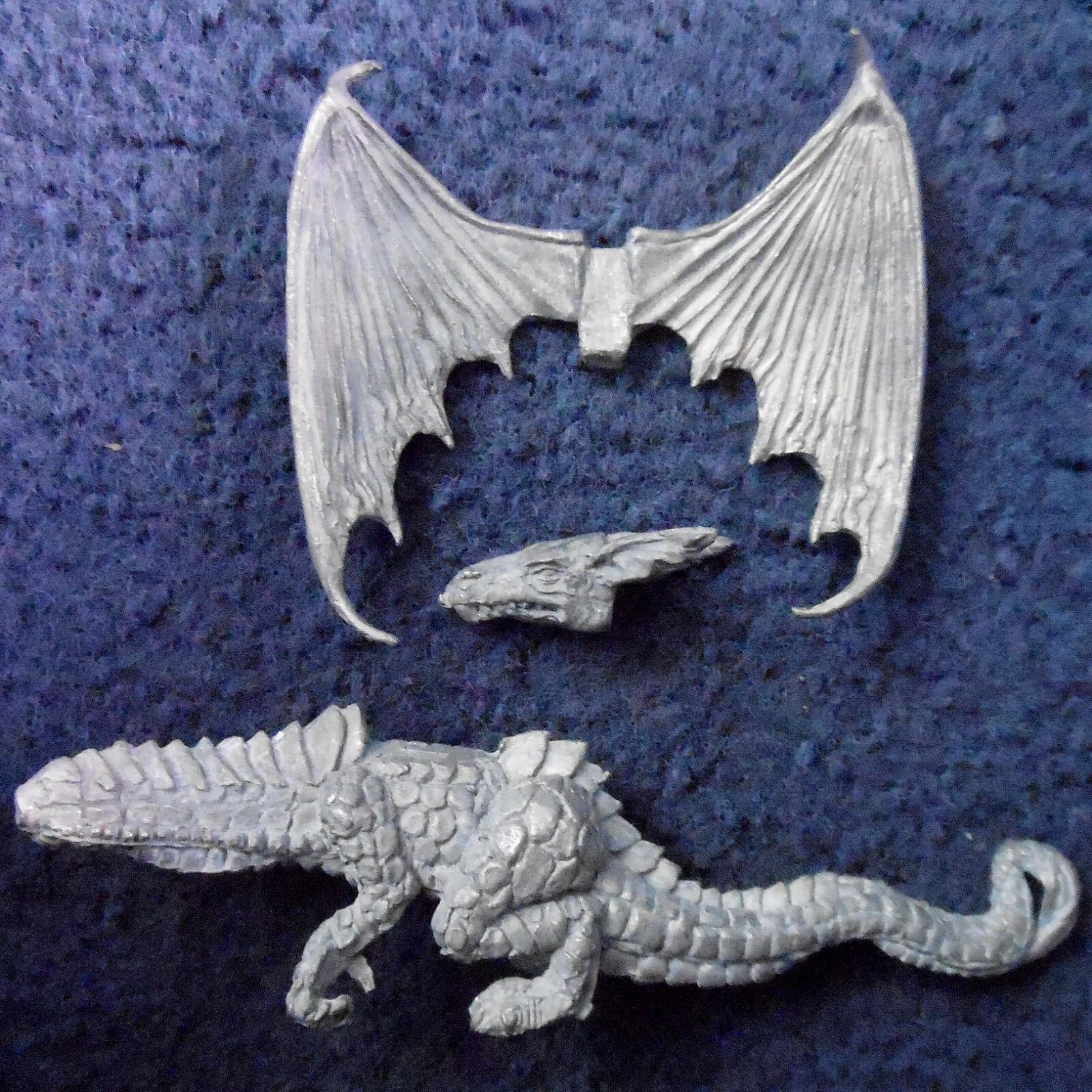 1983 C11 Fire Dungeons & Dragons Games Workshop Citadel Warhammer Esercito AD&D Wyrm