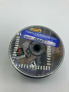 Sony PlayStation 1 PS1 Disc Only Tested Kurt Warner's Arena Football Unleashed