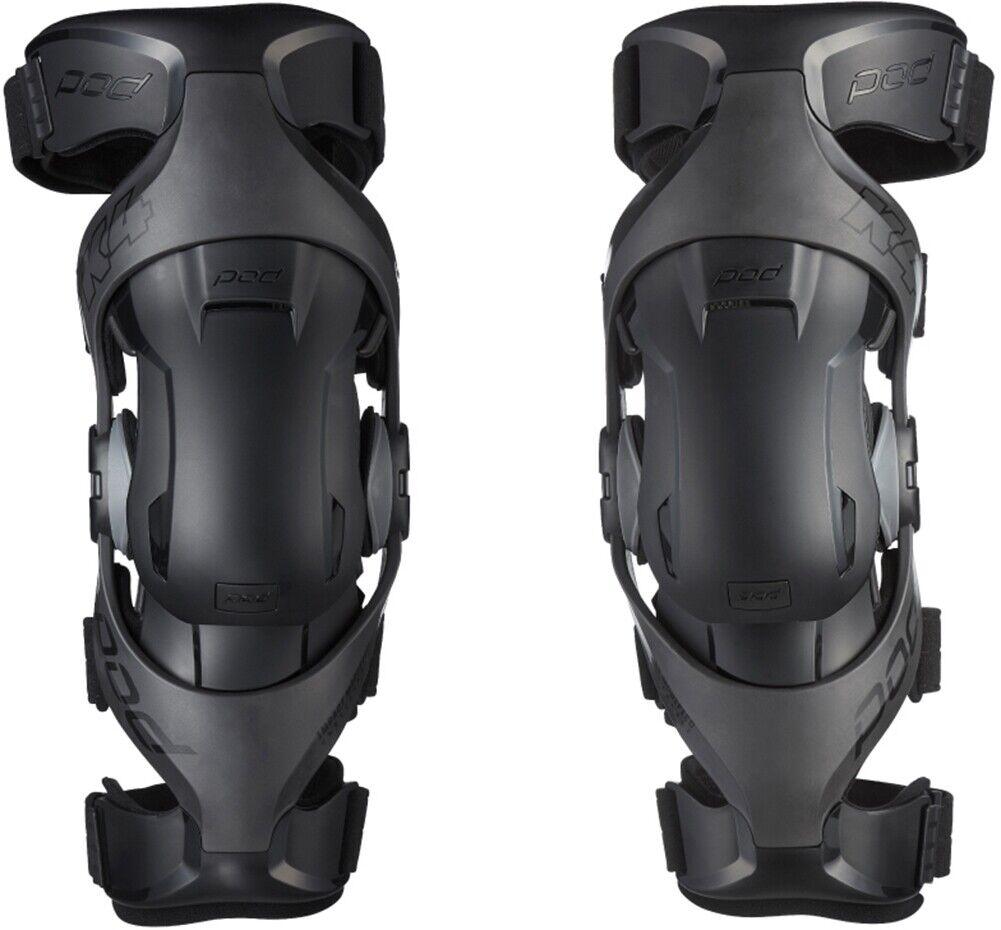 Pod K4 Youth Knee Brace Set Mountain Bike MTB BMX