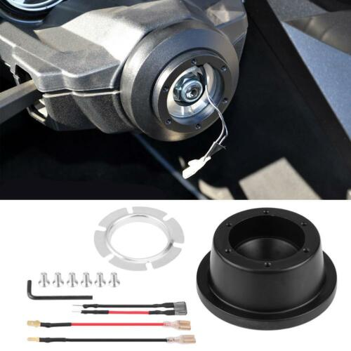 Steering Wheel Hub Quick Release Adapter Boss Kit for Ford Mustang Focus Fiesta