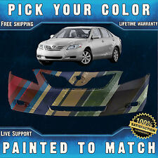 NEW Painted To Match - Front Bumper Cover Fascia For 2007 2008 2009 Toyota Camry