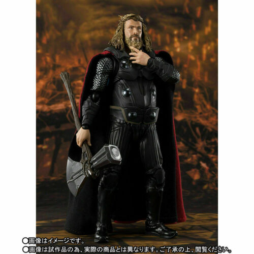 16cm New S.H.Figuarts Avengers Endgame Thor PVC Action Figure Toy Gift With Box