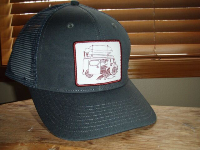 55061d44 Patagonia Surf Van Forge Grey Trucker Hat for sale online | eBay