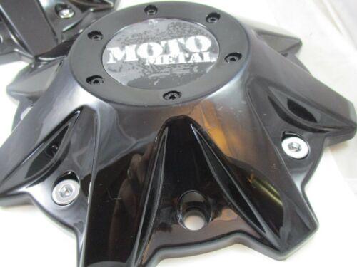 FOR 2 CAPS MOTO METAL CUSTOM WHEEL CENTER CAPS        #479L214