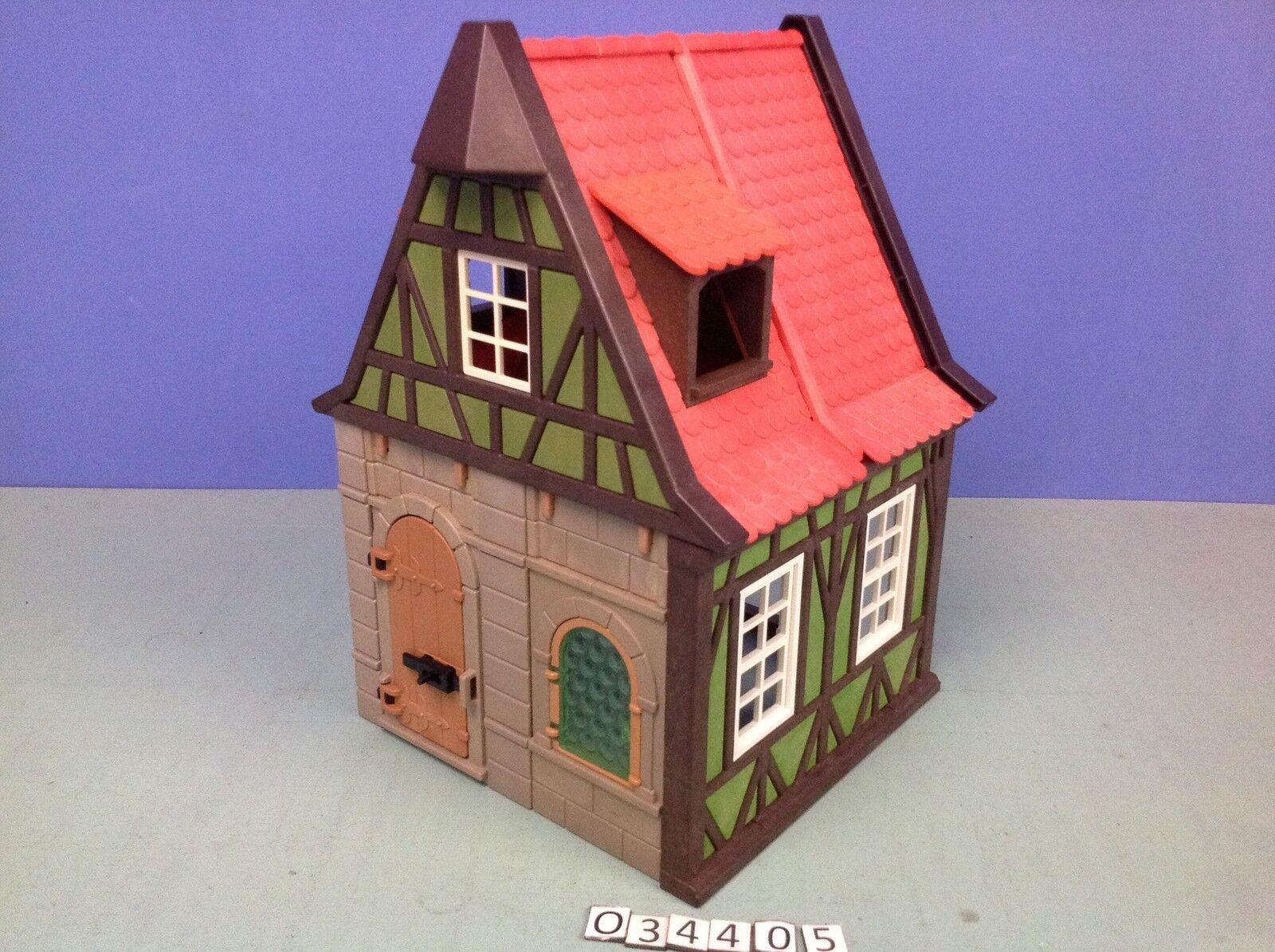 (O3440.5) playmobil maison médiévale verdee le Dimensioneur ref 3440  3666  prezzi eccellenti