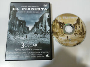 EL-PIANISTA-DVD-ROMAN-POLANSKI-ADRIEN-BRODY-ESPANOL-ENGLISH