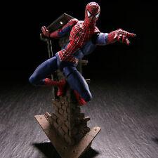 Kaiyodo Revoltech SPIDER MAN Movie Figure Marvel Spiderman Doll Decoration