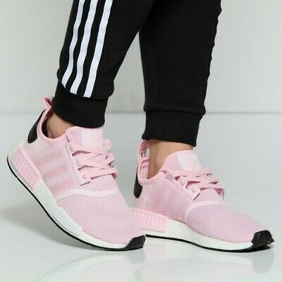 Adidas Women's NMD R1 Knit Lace Up