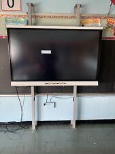 Smart Board Spnl 6065 65 Touchscreen Interactive Whiteboard Display Homeschool