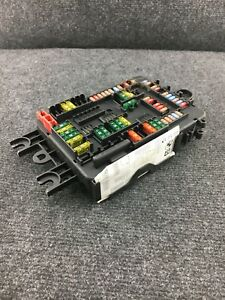Details about BMW X5 X6 F15 F16 REAR FUSE BOX FUSEBOX RELAY 9316569 on