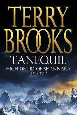 """""""AS NEW"""" Tanequil : High Druid of Shannara Book 2, Brooks, Terry, Book"""