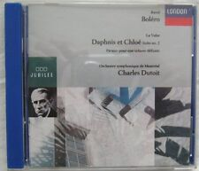 Ravel La Valse Charles Dutoit Orchestre Montreal CD London 439 714-2 1991