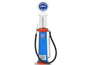 New In Box  Road Signature 1//18 Scale  Diecast  CHEVROLET  Cylinder Gas Pump