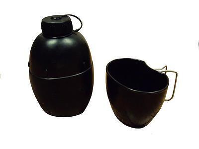 Bottiglia D'acqua E Cup - 58 Pattern Bottiglia D'acqua E Cup-esercito Britannico-usato-