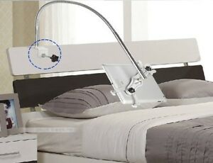 "Bed Ipad Holder 360º turn bed tablet mount holder stand- ipad pro 12.9""/ipad"