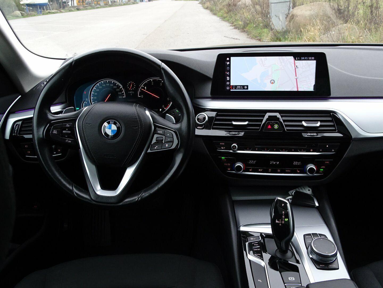 BMW 530d 3,0 Touring aut. - billede 7