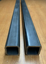 2 Pack 1x1 X36l Steel Square Tubing 116 Thick 16ga Freeampfast Shipping