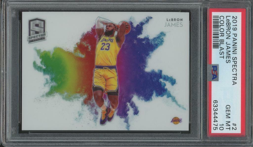 Panini NBA cards