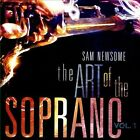 The Art of Soprano, Vol. 1 by Sam Newsome (CD, Sep-2012, CD Baby (distributor))