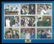 THREE STOOGES Sheet of 9 - Gambia E74A