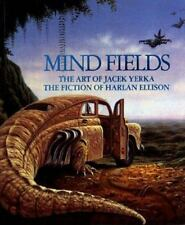 Mind Fields: The Art of Jacek Yerka : The Fiction of Harlan Ellison-ExLibrary
