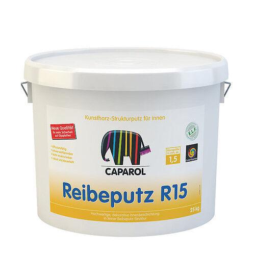 10 x Caparol Reibeputz  R15  25Kg