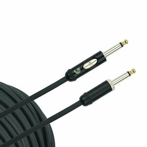 Planet Waves PW-AMSK-20 American Stage Kill Switch Guitar Instrument Cable 20 ft