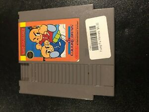 KUNG-FU-HEROES-NES-NINTENDO-VIDEO-GAME-TESTED-amp-WORKING