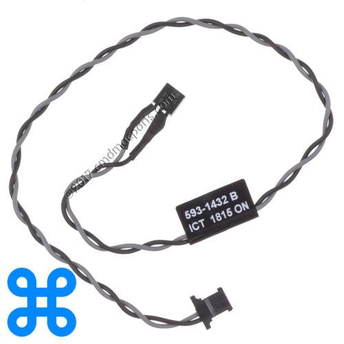"Apple Thunderbolt Display 27/"" A1407 Mid 2011 922-9724 MC914 FAN SENSOR CABLE"