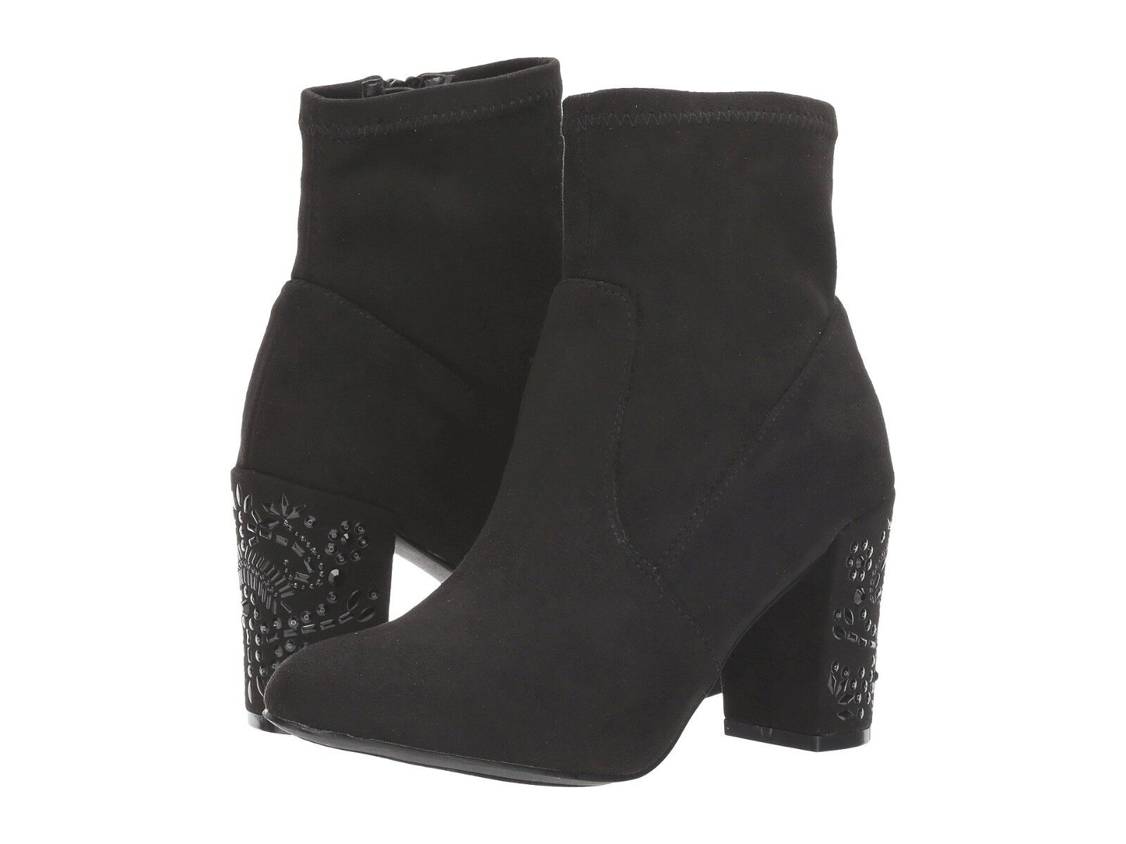 New Steve Madden Aubree ankle mujer botas Talla 8