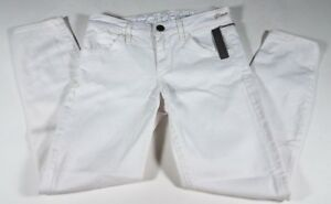 Taille extensible 24 Jean Goldsign skinny blanc BSTwqwZna