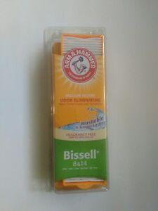 Arm-amp-Hammer-Bissell-8-amp-14-Odor-Eliminating-Vacuum-Filter-Brand-New-Filter