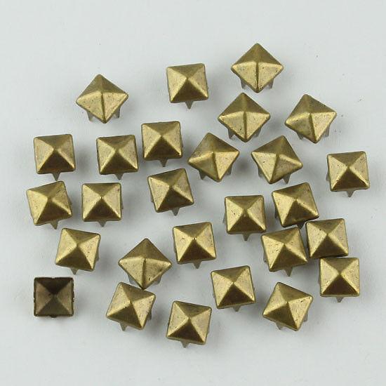 Pyramid / Brass