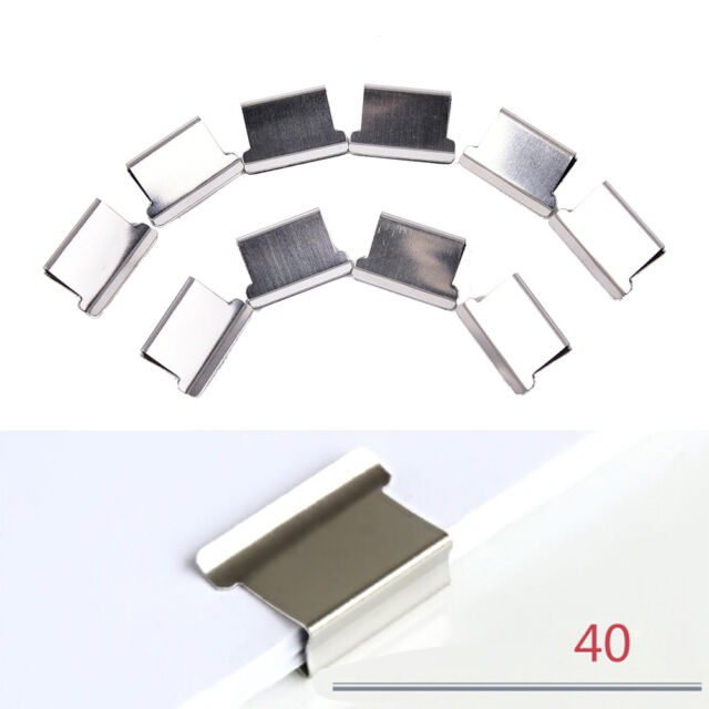 Business Mini Metal Paper Clipper Office Accessories Supplies Stationery Fast