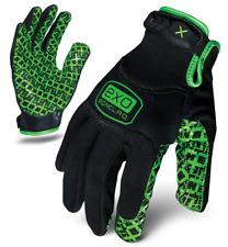 Ironclad Gloves Exo2 Mgg Motor Work Grip Garage Junkie Green Black Select Size