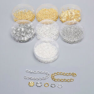 30PCS Mixed Enamel Beads Pendants Charms Craft DIY Jewelry Findings HU