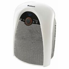 Holmes Wall Mountable Bathroom Heater with Clock & Timer  HFH436WGL-UM- 152899