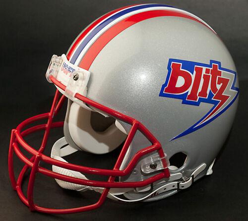 CHICAGO BLITZ 1984 USFL Football Helmet ACCESSORY STICKERS