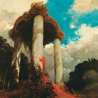 Beksinski Art Painting on canvas 23.6'' x 23.6'' LEGAL ...