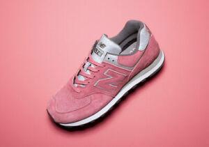 new balance 574 rose femme