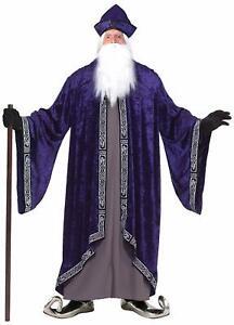 Witch Wizard Wand Black Magic Sorcerer Warlock Witches Fancy Dress Accessory