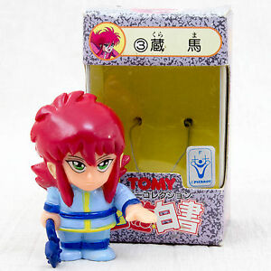 Yu-Yu-Hakusho-Kurama-Super-Collection-Figure-Tomy-JAPAN-ANIME-MANGA