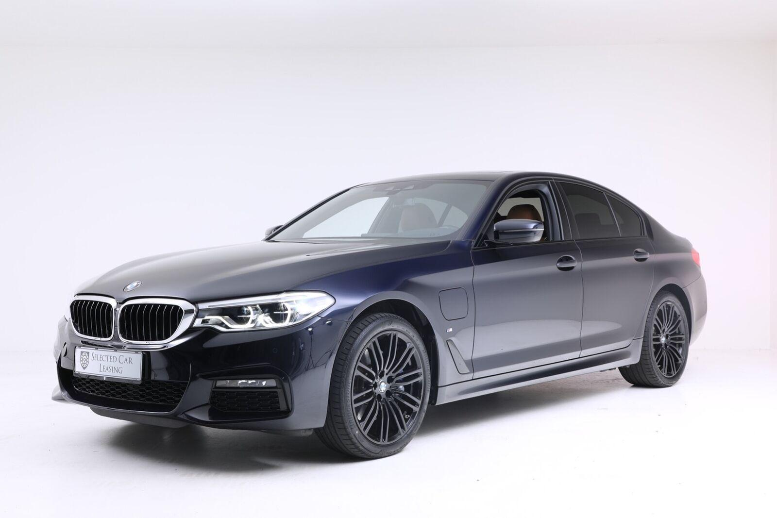 BMW 530e 2,0 iPerformance aut. 4d - 3.565 kr.