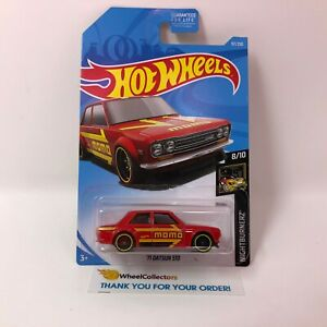 039-71-Datsun-510-97-RED-2019-Hot-Wheels-HD14