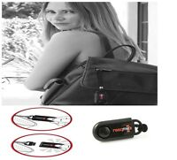 Personal Alarm Alarms Security Safety For Keychain Women Panic Device Defense