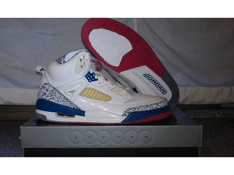 Nike Jordan Spiz'Ike True Bleu Taille us 10,5