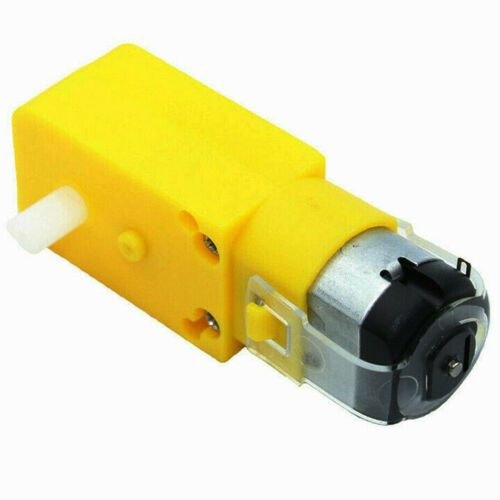 DC 3V 6V Worm Gear Motor 14RPM-250RPM Micro Reduction Electric Motor GW130 DIY
