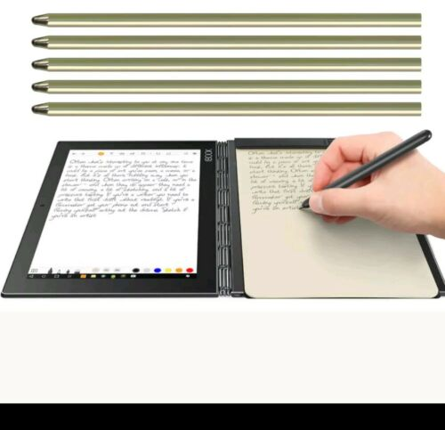 10 refills Blue Colour. Lenovo yoga book pen refills