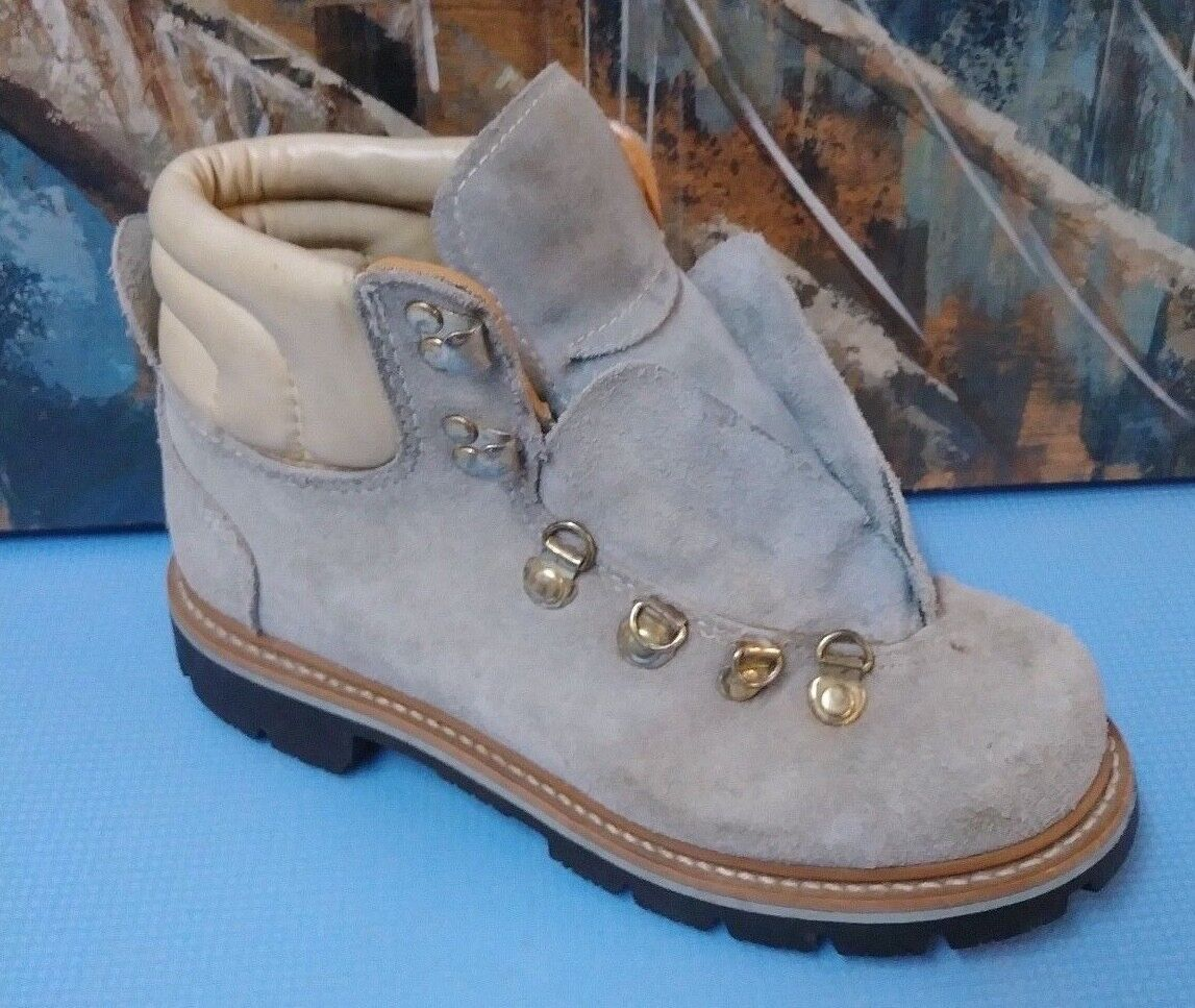 UKNOWN BRAND Donna HIKING BOOT Size 7  LIGHT BLUE
