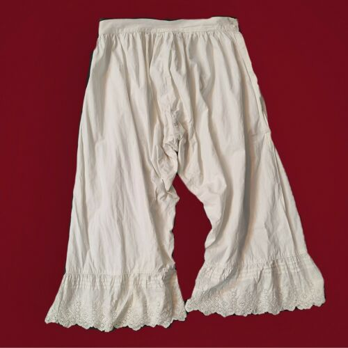 Antique Victorian bloomers!